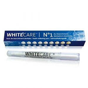White Care Stylo de blanchiment dentaire goût Menthe