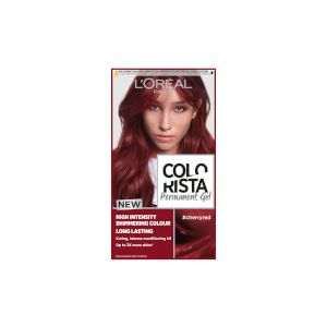 L'Oréal Colorista Cherry Red Permanent Gel Hair Dye