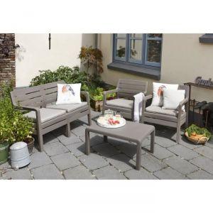 salon de jardin keter comparer 26 offres. Black Bedroom Furniture Sets. Home Design Ideas