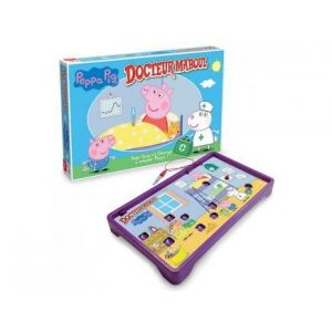 Winning Moves Docteur Maboul Peppa Pig