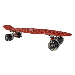 Moov'ngo Skate lumineux rouge