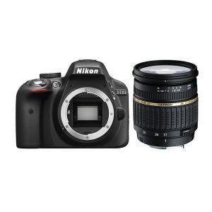 Nikon D3300 (avec objectif Tamron 17-50mm)