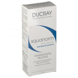 Ducray Squanorm - Lotion antipelliculaire