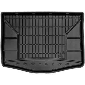 DBS Tapis de Coffre sur Mesure Caoutchouc 3D pour Ford C-MAX de 11/2010 a 12/2012 - Matière : caoutchouc TPE - Zones de rangement latérales - Nettoyage facile - Installation rapide