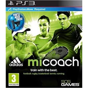 Adidas miCoach (PlayStation Move) [PS3]
