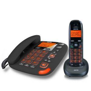 Switel DCT 50072 Vita - Téléphone combo avec répondeur