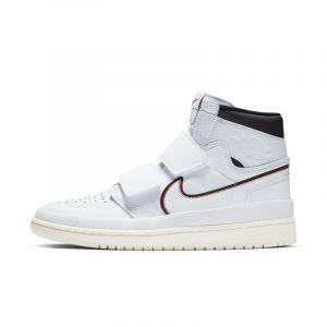 Nike Chaussure Air Jordan 1 Retro High Double Strap pour Homme - Blanc - Couleur Blanc - Taille 46