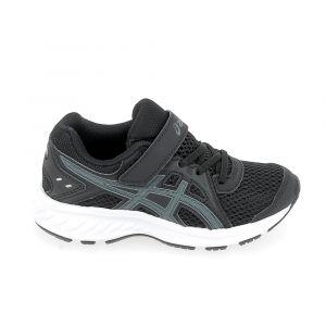 Asics Chaussures enfant Jolt 2 C Noir Gris Noir - Taille 35,34 1/2,31 1/2,28 1/2