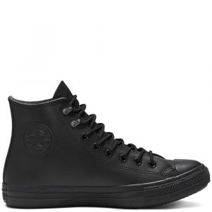 Converse CTAS Winter Leather Chaussures Black