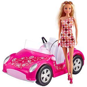 Simba Toys Steffi Love et sa voiture