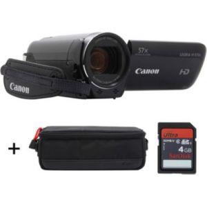 Canon HF-R706 + house