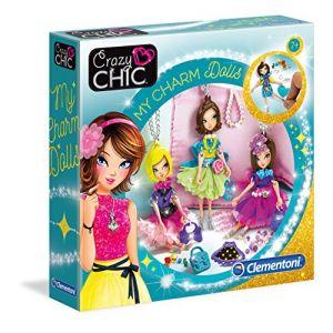 Clementoni Pendentifs poupées charm dolls