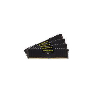 Corsair CMK64GX4M4A2133C13 - Barrette mémoire Vengeance LPX Series Low Profile 64 Go (4x 16 Go) DDR4 2133 MHz CL13