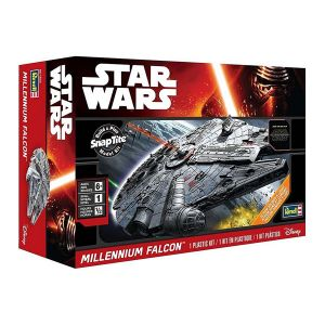 Revell Build & Play Star Wars Episode VIII - Resistance A-Wing Fighter Rouge