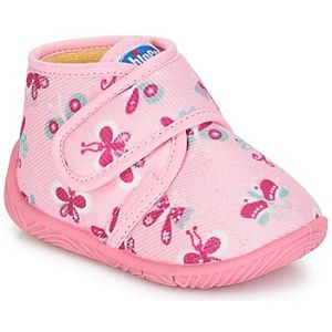 Chicco Chaussons enfant TAMIGI rose - Taille 29,31