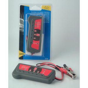 Cartec Batterie Test Electronique