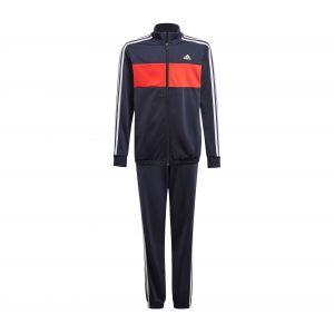 Adidas Survêtement Tiberio TS Bleus - Taille 7-8 Ans