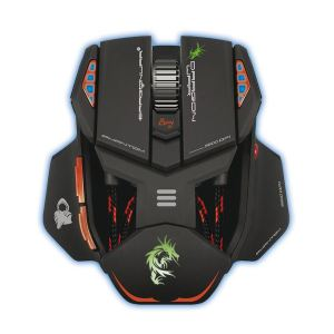 Dragonwar G4 Phantom - Souris gaming laser filaire USB