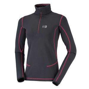 Millet Ld Techstretch Top - Micropolaire femme