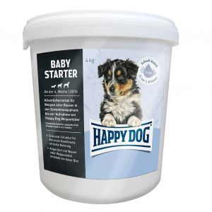 Happy Dog Baby Starter Croquette pour Chiot 4 kg