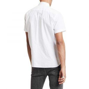 Levi's Battery Hm chemise manches courtes Hommes blanc T. XXL