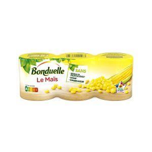 Bonduelle Mais Sans Pesticides - 3x140G