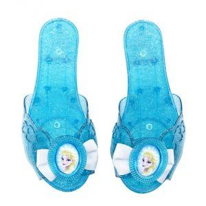 Chaussures scintillantes La reine des neiges Elsa