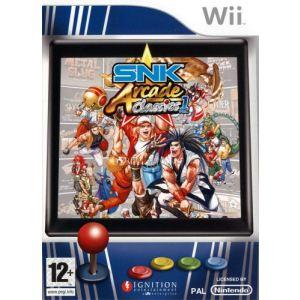 SNK Arcade Classics Volume 1 [Wii]