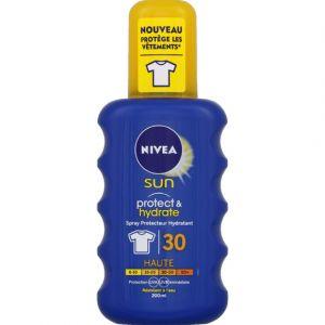 Nivea Sun Protect & Hydrate SPF 30 - Spray protecteur