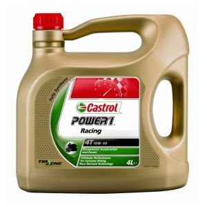 Castrol Huile Moto Power 1 Racing 4t 10w40 4l
