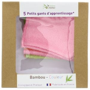 Les Tendances d'Emma 5 petits gants d'apprentissage