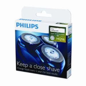 Philips HQ56/50 - 3 têtes de rasage Super Reflex