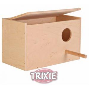 Trixie Nichoir pour grandes perruches (30 × 20 × 20 cm)