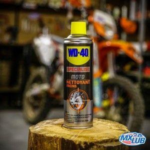 WD-40 Nettoyant freins moto 500 ml