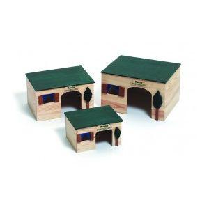 Karlie 84773 - Maison pour rongeurs House Ecco 29 x 23 x 18 cm