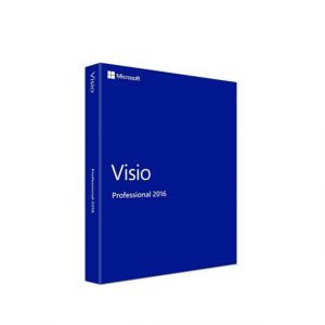 Visio Professional 2016 - Ensemble de boîtes - sans support [Windows]