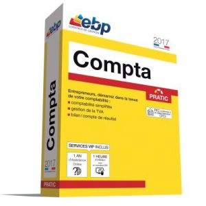 Compta Pratic 2017 + VIP [Windows]