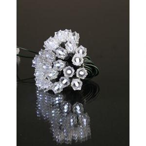 Guirlande diamant blanche