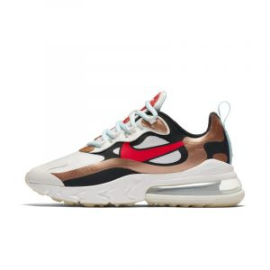 Nike Air Max 270 React Femme, Rouge - Taille 37.5