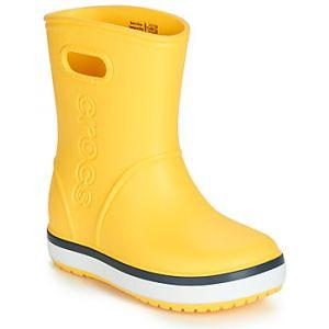 Crocs Bottes enfant CROCBAND RAIN BOOT K jaune - Taille 28 / 29,30 / 31,32 / 33,34 / 35,24 / 25,23 / 24,25 / 26,27 / 28,29 / 30,33 / 34,22 / 23
