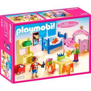 Playmobil 5306 Dollhouse - Chambre d'enfants