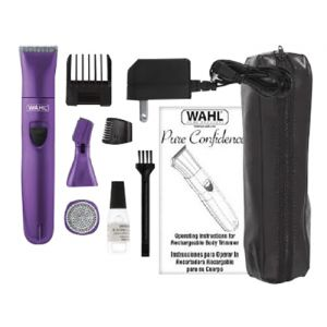 Wahl 9865-116 - Tondeuse bikini Lady Trimmer