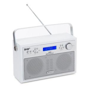 Auna Akkord - Radio numérique portatif DAB+/PLL