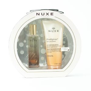 Nuxe Prodigieux - Coffret Le Parfum et le lait parfumé
