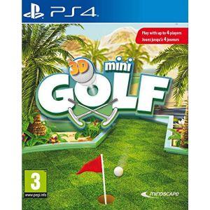 Mini Golf 3D sur PS4