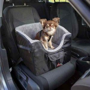 Trixie Siège de voiture 41 x 39 x 42 cm pour petits chiens
