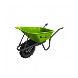 Zipper Brouette à moteur électrique 24 V 12 Ah 500 W ZI-EWB500