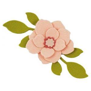 Sizzix Matrice de découpe Bigz- Fleur asiatique par Debi Potter