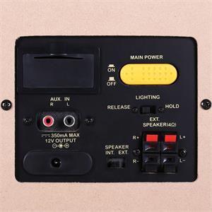 Ricatech RR2000 - Jukebox USB SD AUX CD FM/AM
