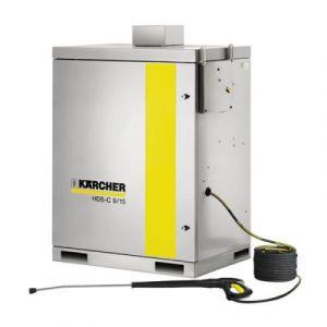 Kärcher HDS-C 9/15 Steel - Nettoyeur haute pression